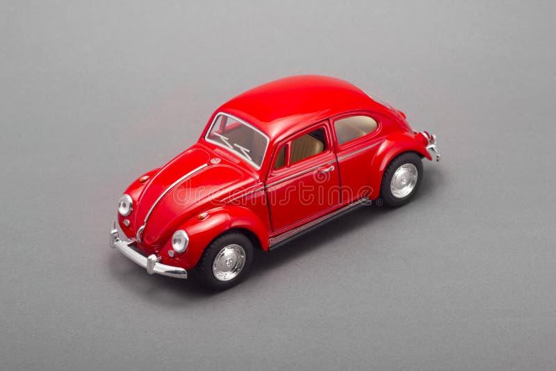 Volkswagen skalbagge arkivbilder