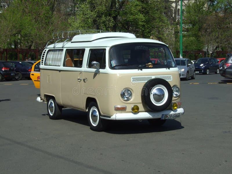 Volkswagen-T1 stock foto's