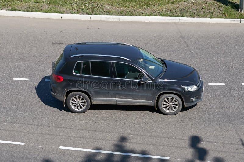 Volkswagen Tiguan arkivfoton