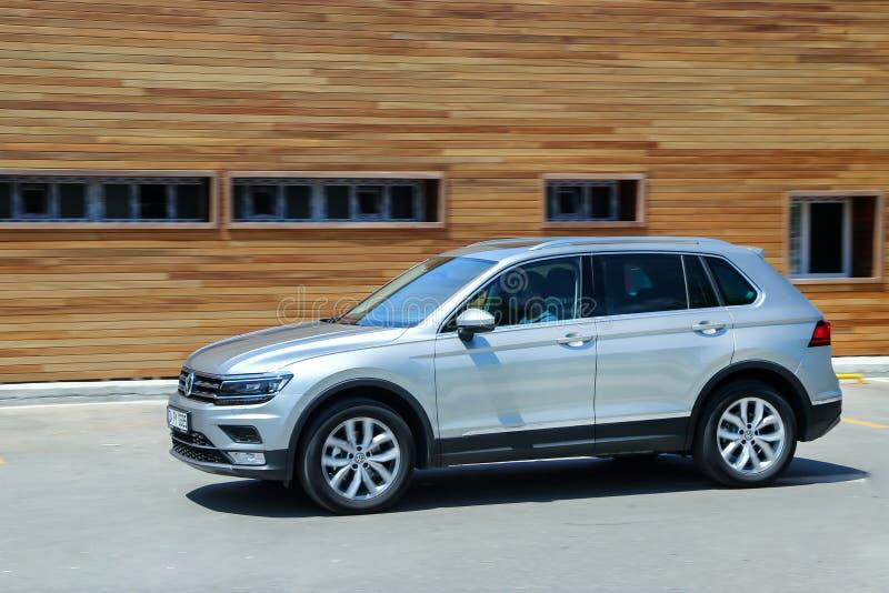 Volkswagen Tiguan stock foto