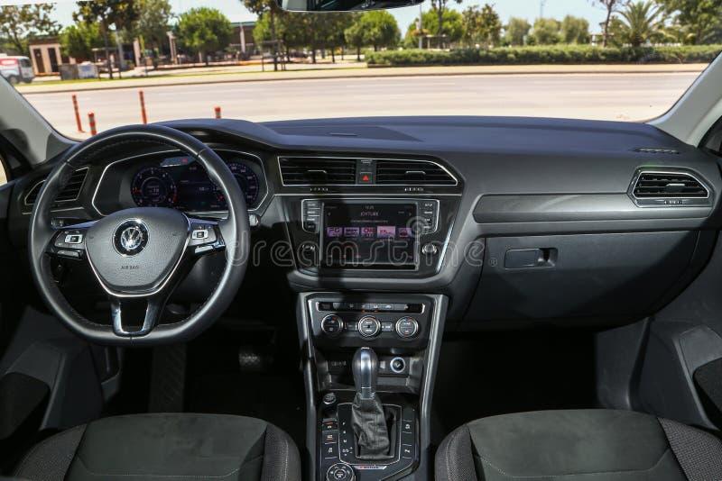 Volkswagen Tiguan obraz royalty free