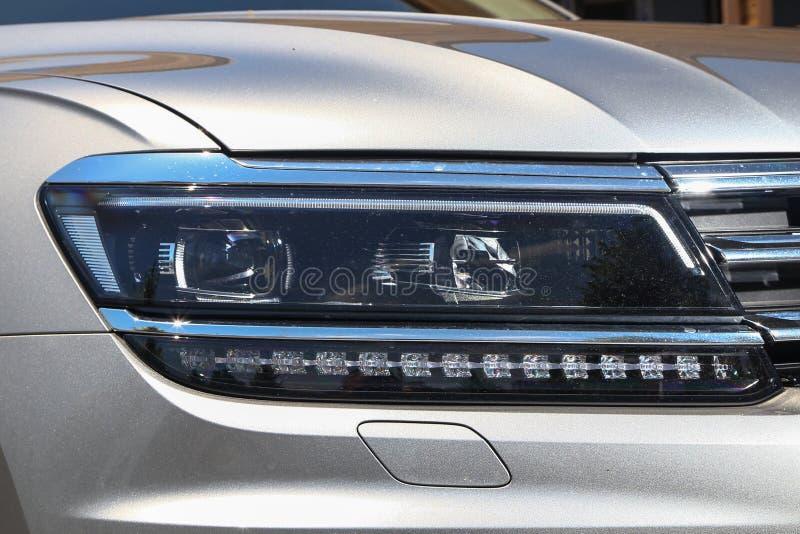 Volkswagen Tiguan obrazy royalty free