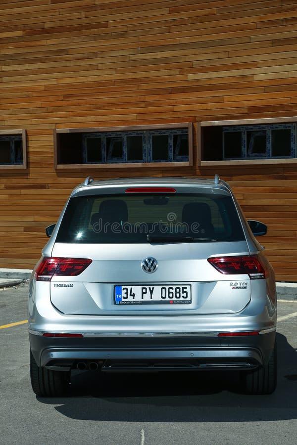 Volkswagen Tiguan obraz stock