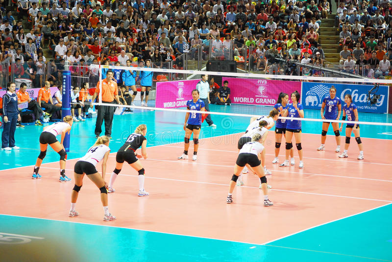 Download Vollayball editorial image. Image of editorial, fivb - 33278185