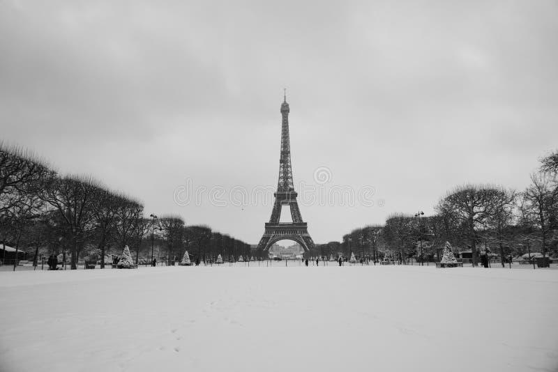 Volledig de torenpanorama BIB van sneeuweiffel stock fotografie