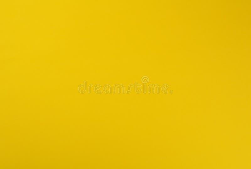 Volledige Kader Gele Document Geweven Achtergrond, stock foto