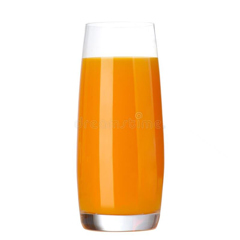 Download Volles Glas Orangensaft stockbild. Bild von gesund, getränk - 26366361
