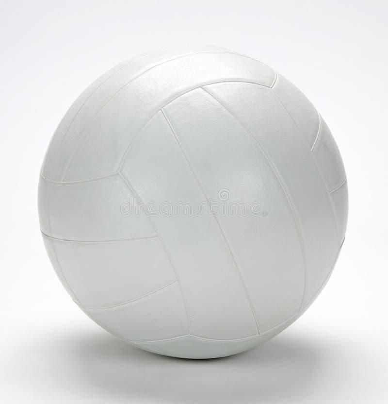 volley σφαιρών λευκό στοκ φωτογραφία με δικαίωμα ελεύθερης χρήσης