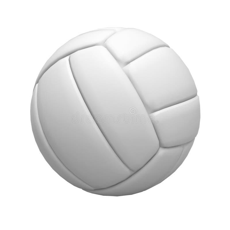 volley σφαιρών διανυσματική απεικόνιση