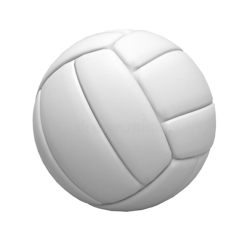 Volley ball vector illustration
