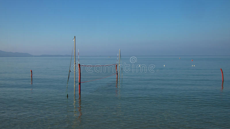 Download Volley Ball stock image. Image of pink, blue, peace, ocean - 26671649