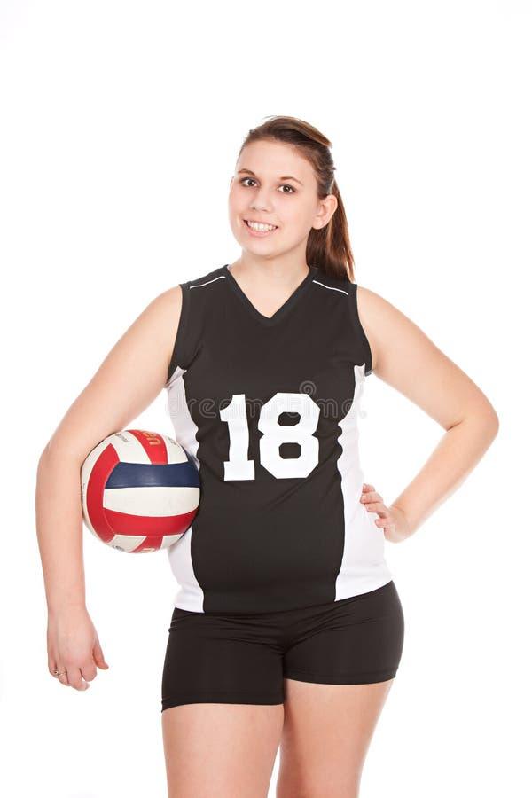 Volleyball image libre de droits