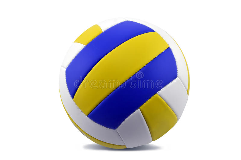 Volleyball photo libre de droits