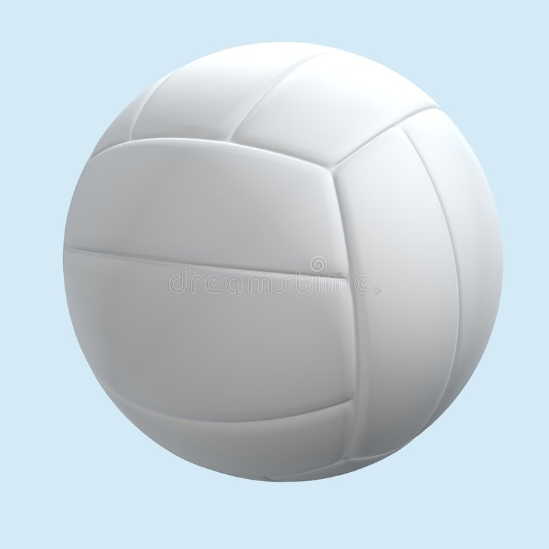 Download Volleyball stock image. Image of game, sports, match, white - 688143