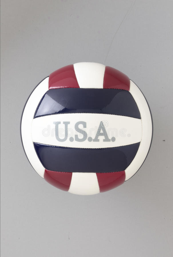 Volleyball des Etats-Unis images stock