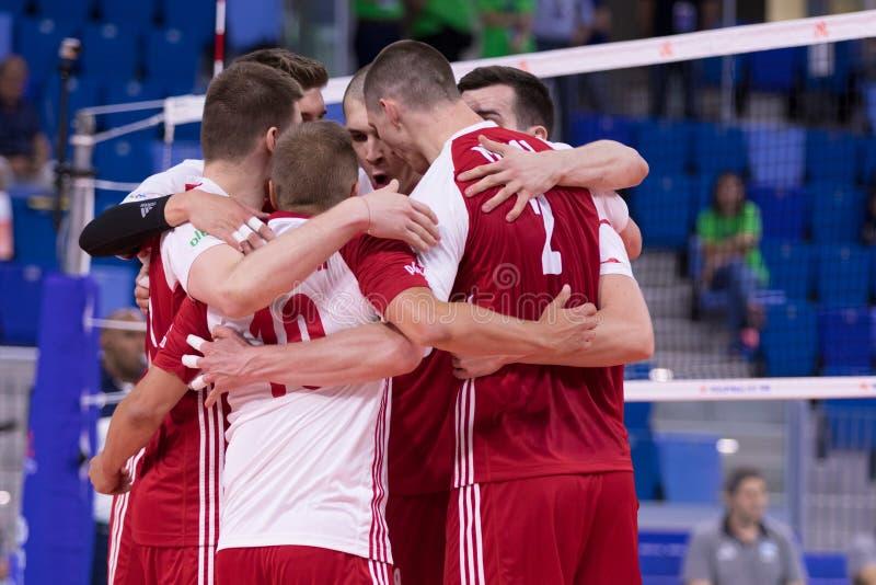 Volleyball Intenationals Nations League Men - Polonia Vs ...