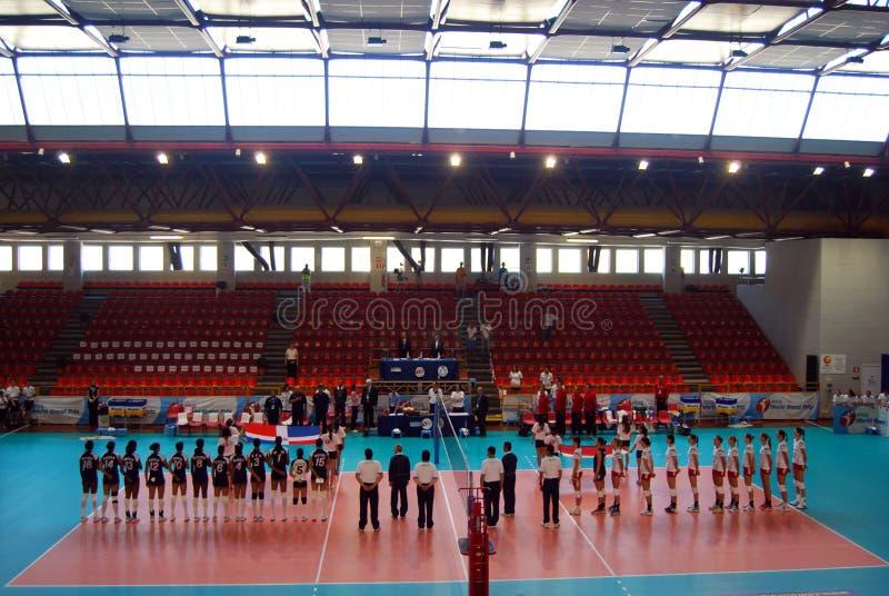 Download Volleyball: World Gran Prix Editorial Photo - Image: 5530521