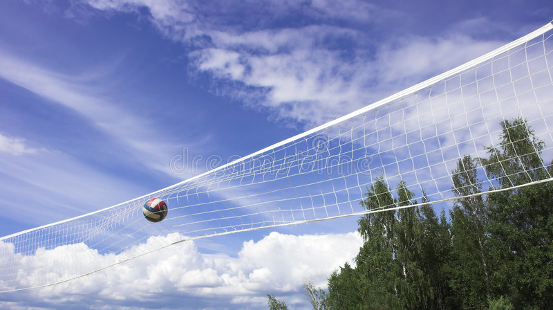 volleyboll arkivbilder