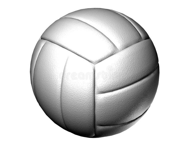 volleyboll stock illustrationer