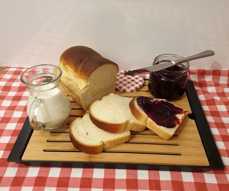 Vollkommenes Frühstück lizenzfreies stockfoto