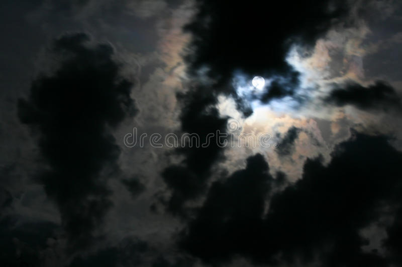 Vollmond stockbild
