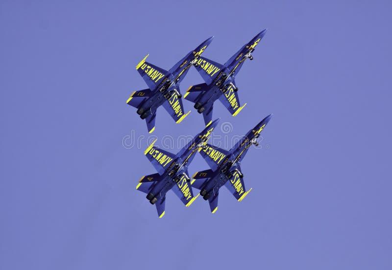 Volo di formazione immagine stock
