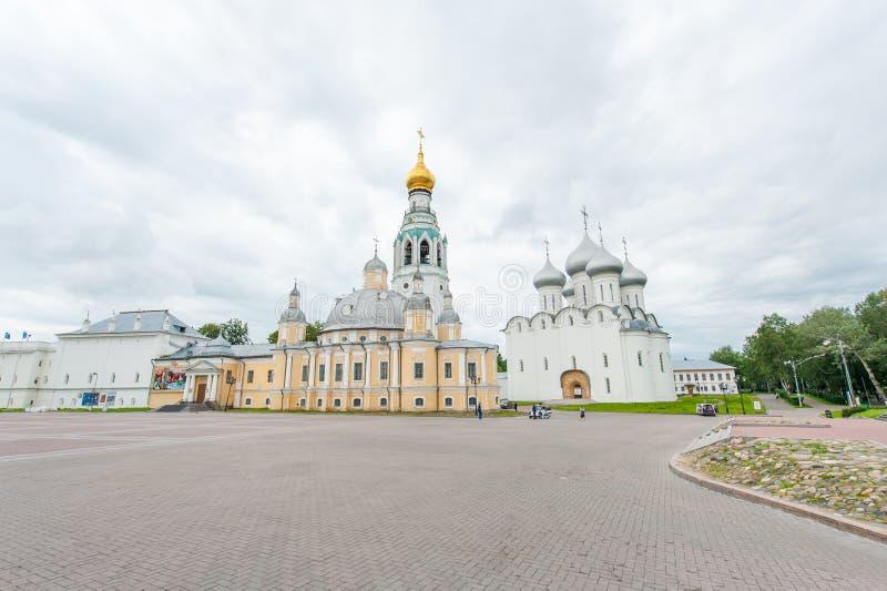 Download Vologodskiy Voskresenskiy Sobor Foto editorial - Imagen de hermoso, catedral: 64212871
