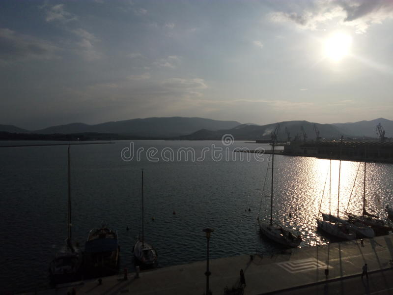 Volos royalty free stock images
