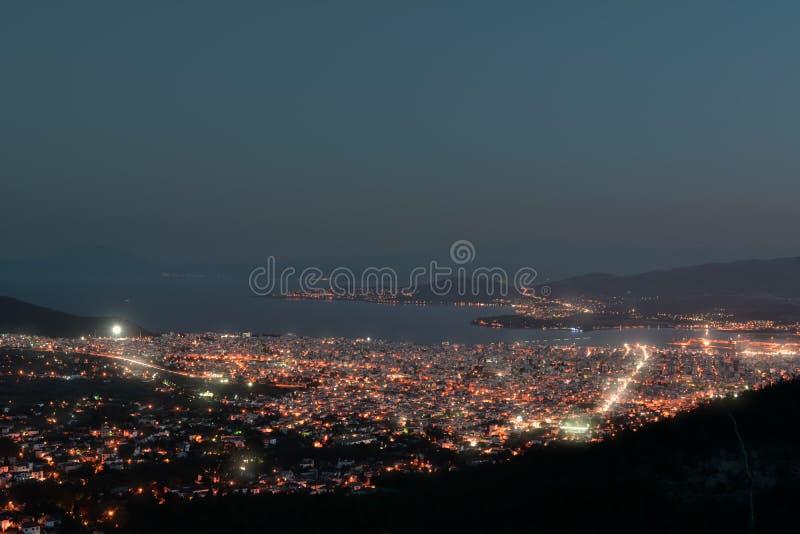 Volos-Stadt lizenzfreie stockfotografie