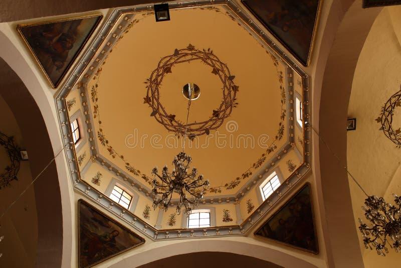 Volta del tempio del terzo ordine, Leon, Guanajuato fotografie stock libere da diritti