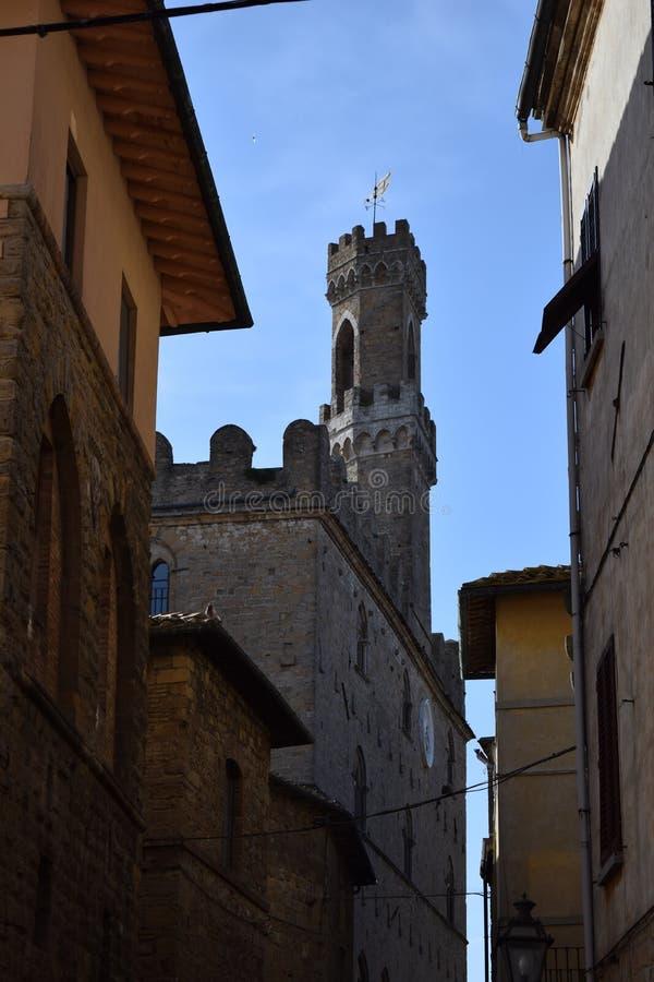 Volterra obraz royalty free