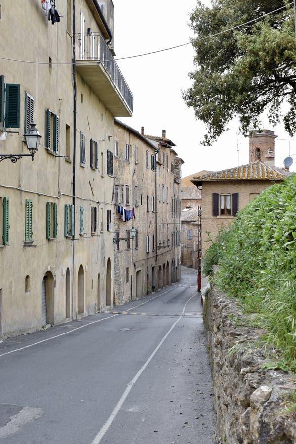 Volterra lizenzfreie stockfotos