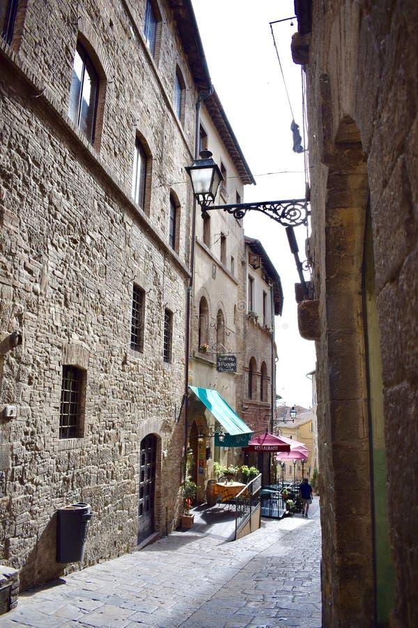 Volterra lizenzfreies stockbild