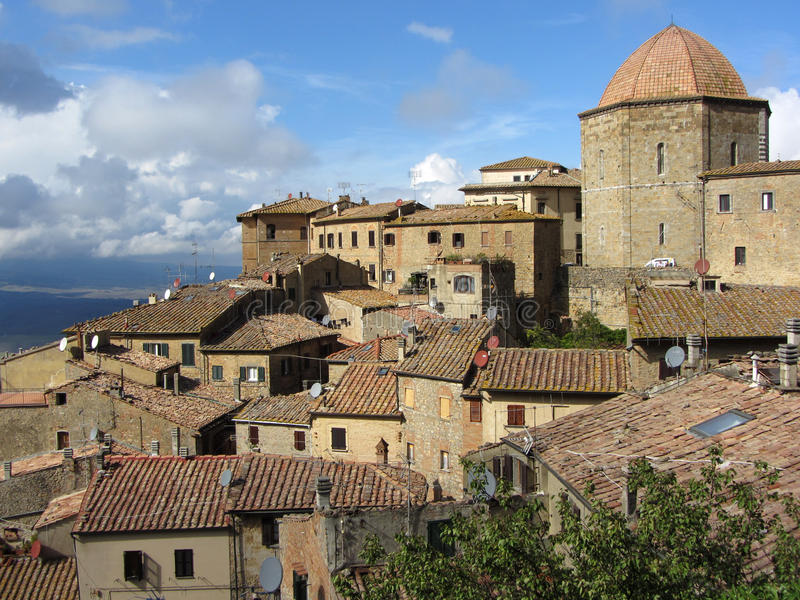 Download Volterra Italy stock image. Image of italy, town, historic - 27279977