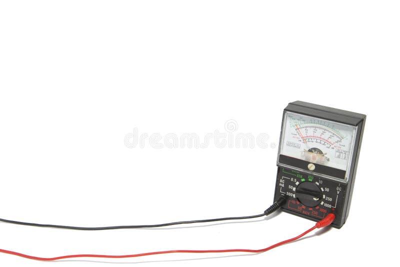 Voltmètre photographie stock