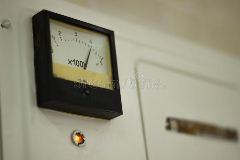 voltmètre images libres de droits