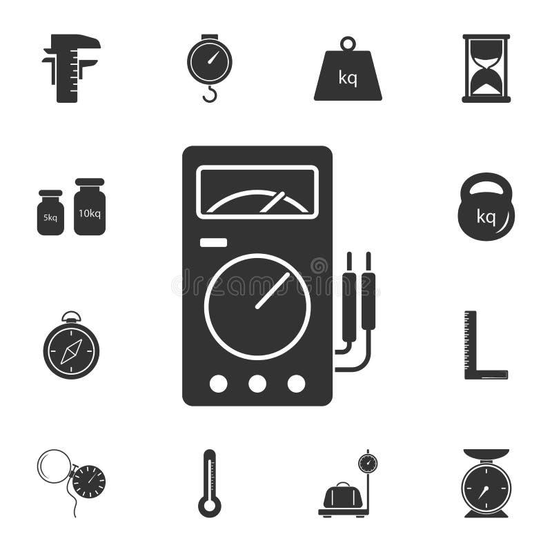 Groß Voltmeter Symbol Ideen - Elektrische ...