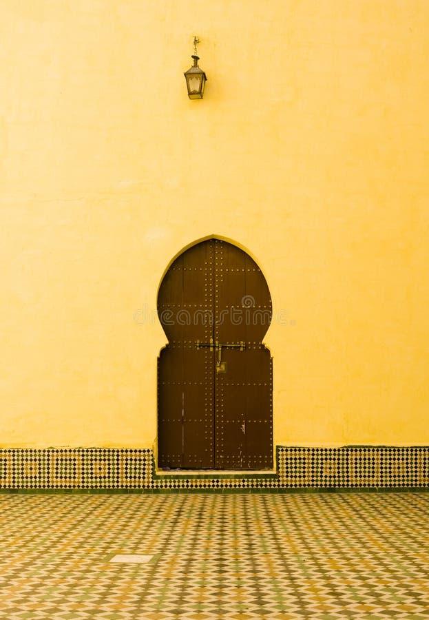 Download Volubilis photo stock. Image du vieux, trappe, romain - 8654270