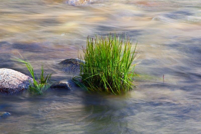 Volume de água foto de stock