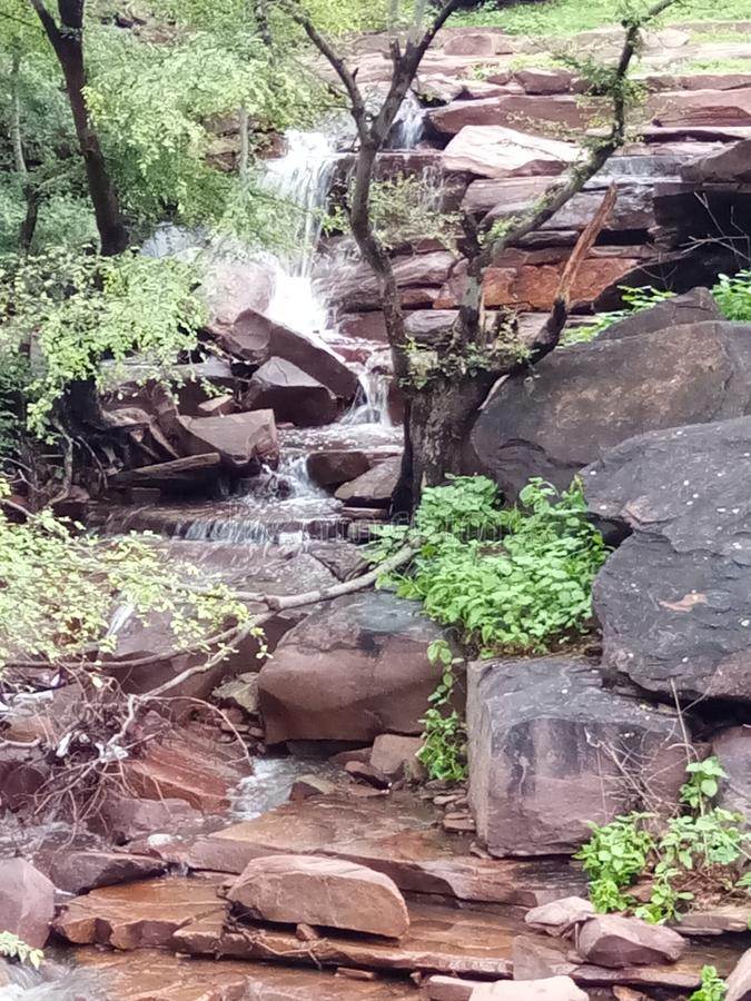 Volume de água natural fotos de stock