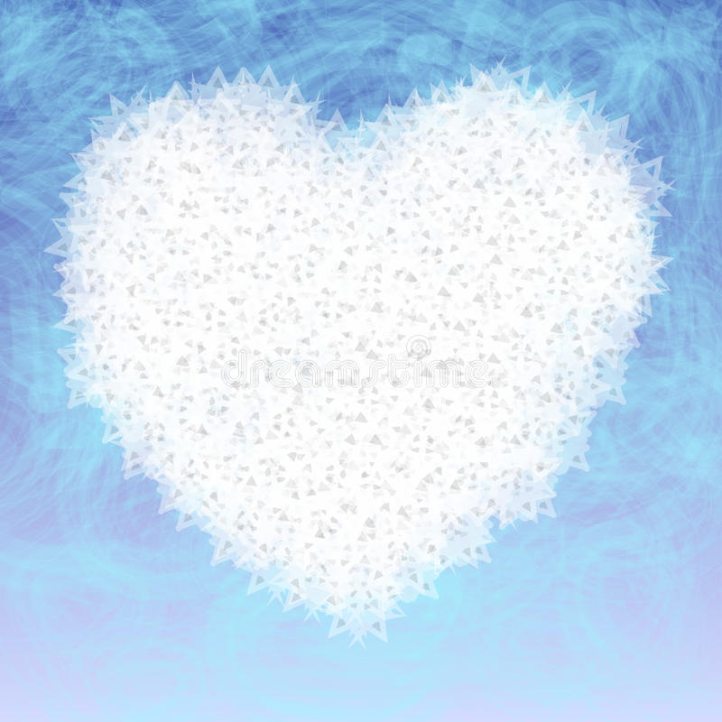 Download Volume heart stock vector. Image of empty, volume, fluffy - 29810982