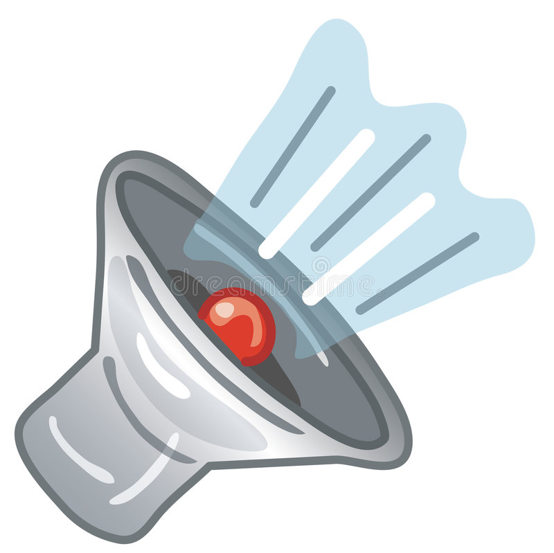 Volume icon stock illustration