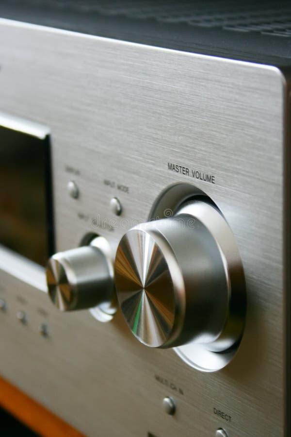 Download Volume knob stock image. Image of hifi, volume, amplifier - 18431533