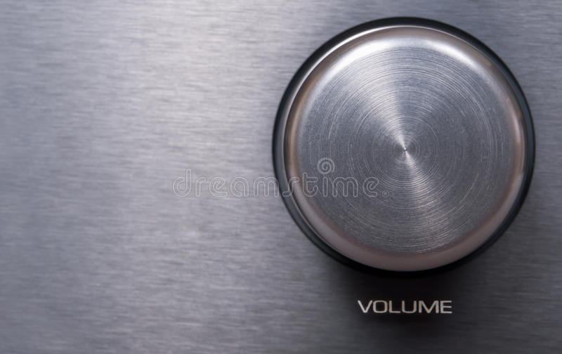 Download Volume Knob stock image. Image of turn, system, equipment - 23598489