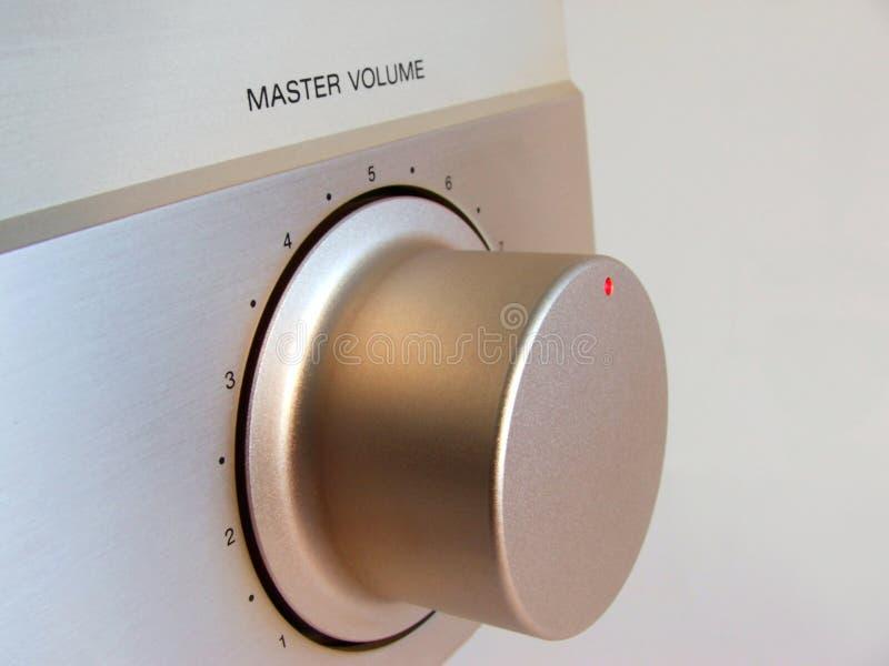 Download Volume mestre foto de stock. Imagem de potência, escala - 58200