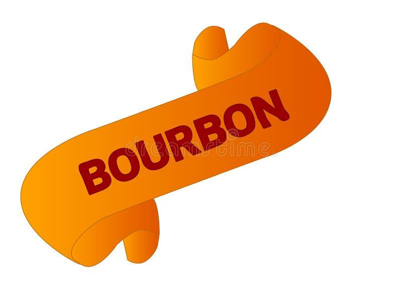 Voluta del alcohol de Borbón libre illustration