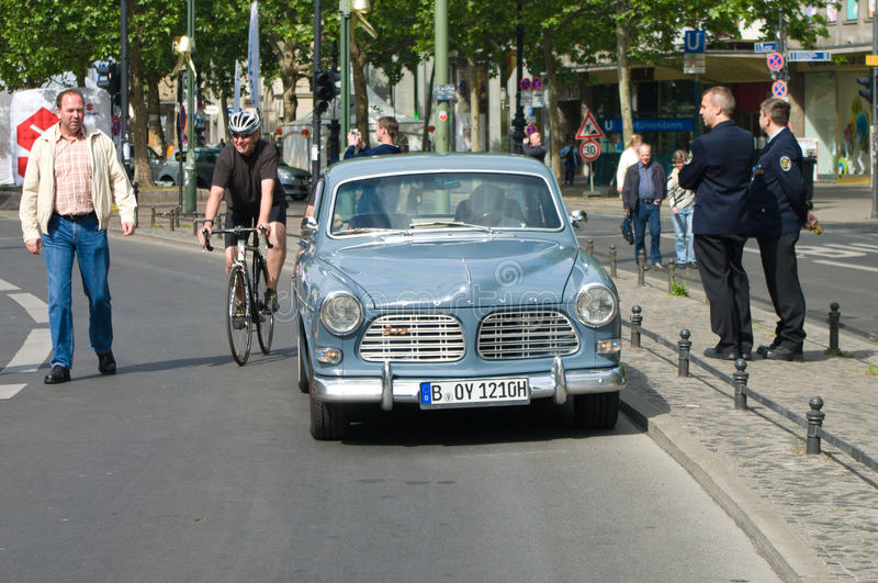 Volvo Amazon B12, in 1969