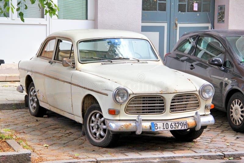 Volvo amazonka obraz stock