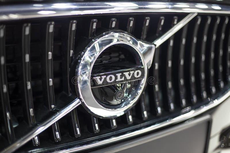 Volvo-auto stock afbeelding