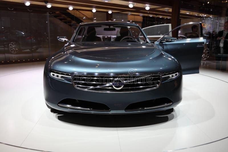 Volvo Concept Car You At IAA Editorial Image